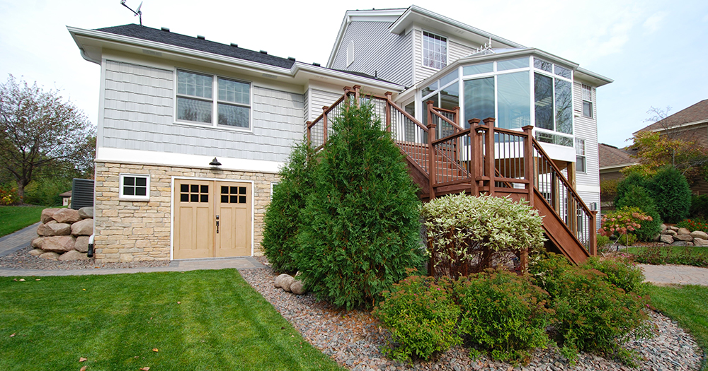 The chuba company custom home design builder remodeling home exterior improvements roofing for Exterior remodeling specialists