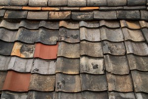 roof wear and damage