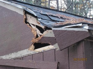 roof claims